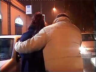 Woman walked out of a club, carried in a car and forced to fuck!