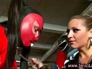Sissy fetish victim dominated