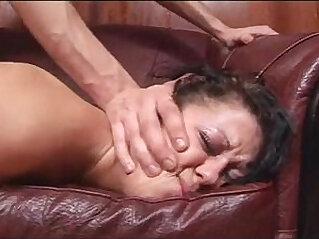 Forced By Her Boyfriend On The Sofa AANGZXXX.