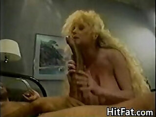Busty Blonde babe With A Very Long Dick Classic