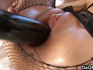 Pleasing Her Young Ass And Pussy