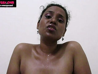 Indian Sex Babe Lily Roleplay of Humiliation at india niche