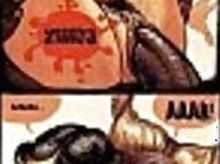 Huge Breast Sexual Anal Oral Comic