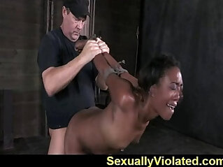 Chanell gets wrecked and helpless pt