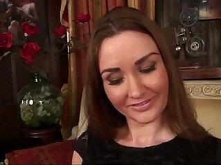 First masturbation porn video for sexy teacher