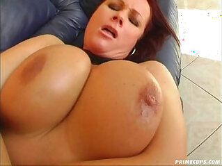 Prime Cups Huge tit queen turned stacked cum dumpster