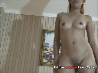 Blonde Asian Cam Model from masterbates