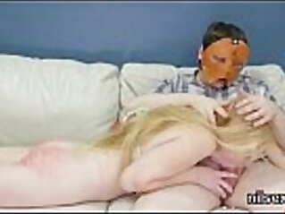 Nasty cutie was taken in asshole nuthouse for awkward treatment