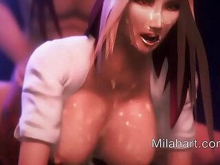 VIDEOGAMES PORN COMPILATION