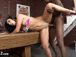 Tight Teen ass Fucked really Hard By A Big Black Cock!