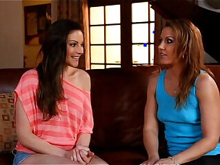 Samantha Ryan and Inari Vachs