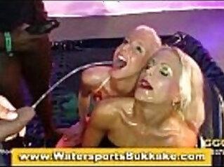 Dirty fetish piss shower sluts