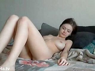 young asian girl homevideo