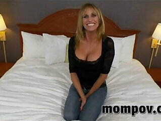 big tit mature milf sucking and fucking in a jacuzzi