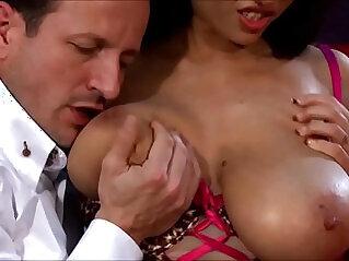 Busty Dominno Slut Fucking