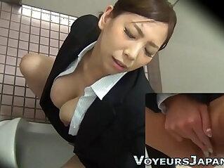 Asians finger in public